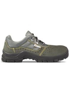 Trasimeno-Pantofi de protectie S1P cu bombeu metalic si lamela