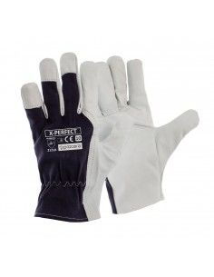 Manusi de protectie combinate, piele si textil X-PERFECT Procera
