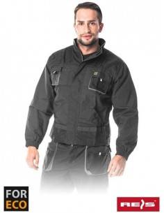 Jacheta de protectie FORECO-J SBP din tercot rezistenta la rupere