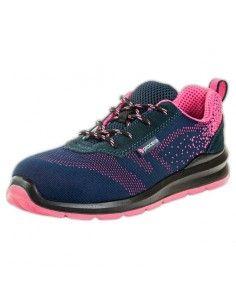 Pantofi de protectie DALIA S1 cu bombeu metalic, pentru dame Procera