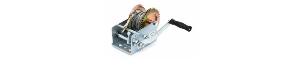 Troliu manual sau electric