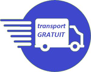 Transport GRATUIT la comenzi peste 480 Ron